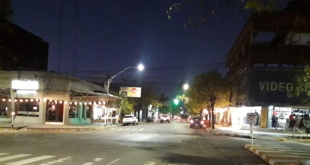 noche crespo calle