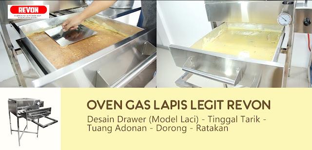 Oven Gas Yang Cocok Untuk Lapis Legit