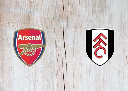 Arsenal vs Fulham -Highlights 18 April 2021