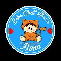 Logo BébéChat Aime