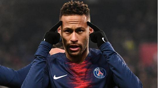 Neymar In Shocking Move To Man United