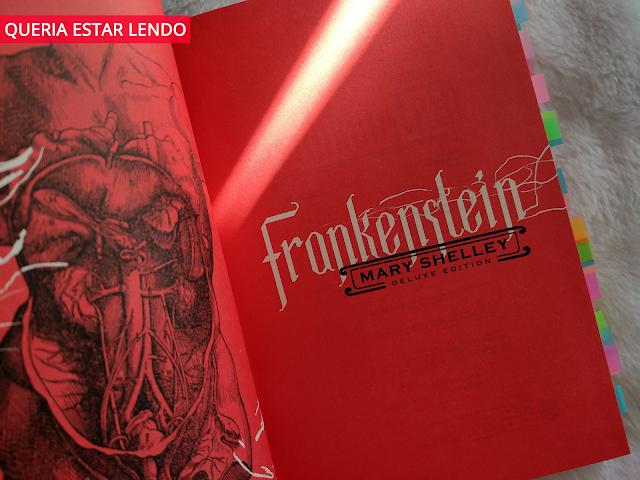 Resenha: Frankenstein