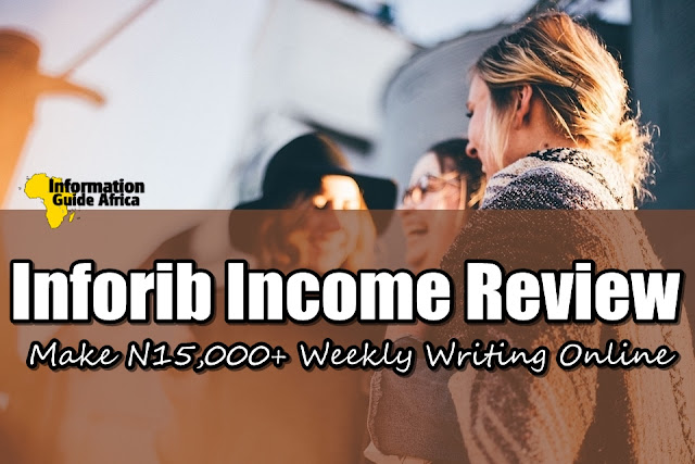 Inforib Income Review