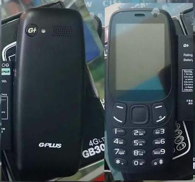 G-Plus GB301 Flash File Firmware