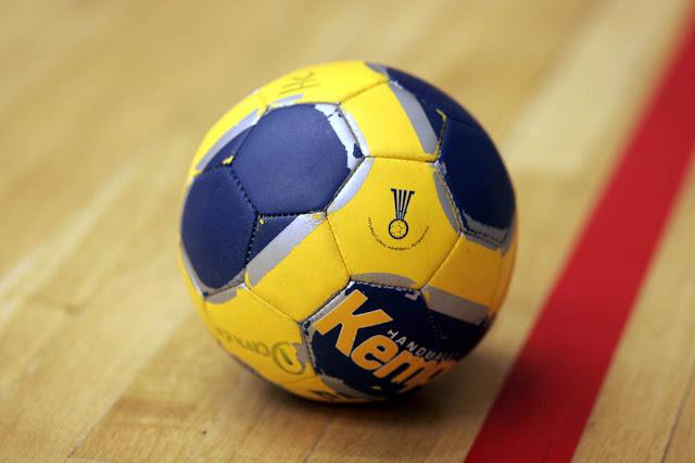أبعاد وقوانين كرة اليد