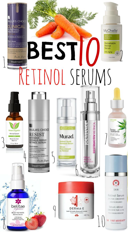 retinol skin cream