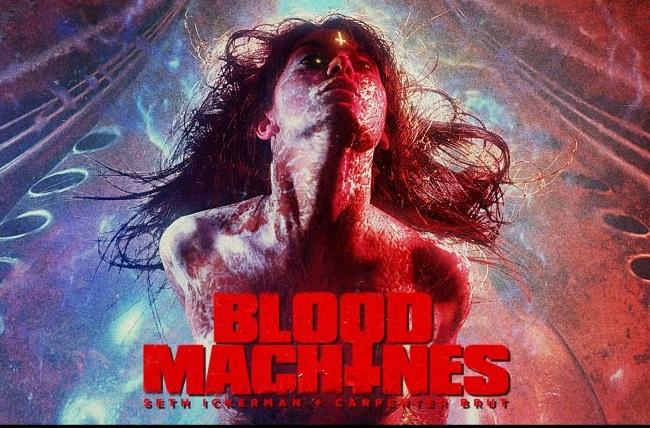 BLOOD MACHINES 2019  ONLINE