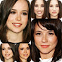 Ellen Page and Linda Cardellini look alike Similar Smiles Shape looks like Soul Shines in Skies it Sparkles on Screen