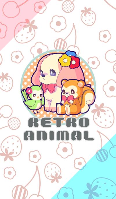 RETRO-ANIMAL