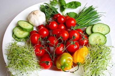 Turunkan Kadar Gula Darah yang Tinggi dengan asupan makanan yang baik dan bergizi