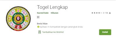 Aplikasi Togel Legkap Untuk Pengguna Android