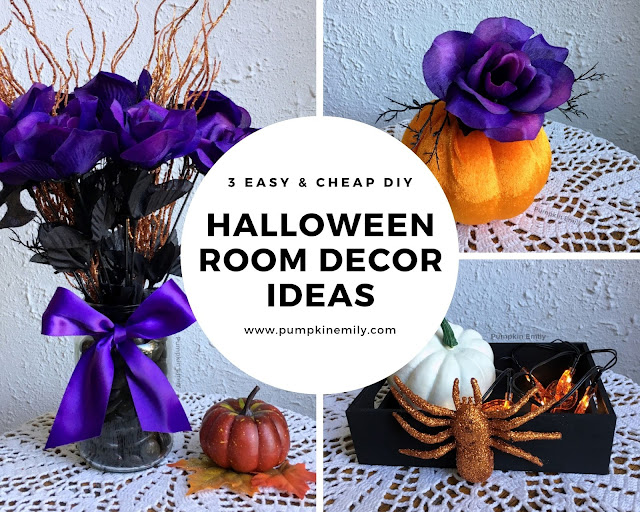 DIY Halloween Room Decoration Ideas