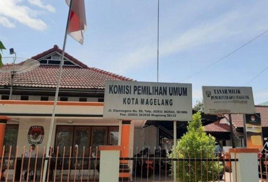 Sidang DKPP Terkait KPU dan Bawaslu Kebumen Dipindah ke KPU Kota Magelang