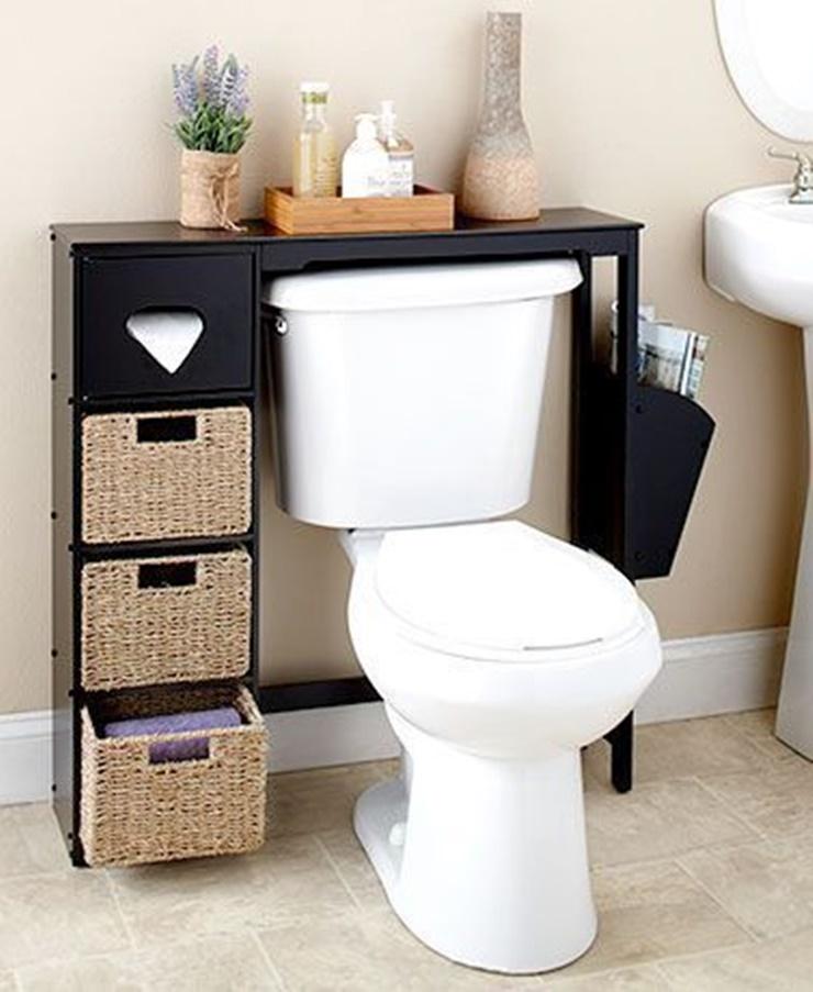 Ideias lindas para banheiros pequenos