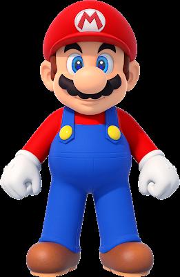 Super Mario Bross para imprimir
