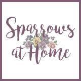 Grab button for Sparrows at Home