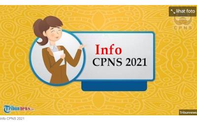 Kabar Gembira, Seleksi CPNS 2021 Akan Segera Diumumkan, Formasi Lebih Banyak
