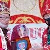 Pangdam Hasanuddin Ziarah Makam Raja Setelah Terima Gelar Kehormatan Adat Kerajaan Mekongga