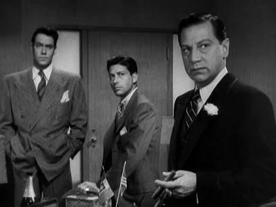 Paul Valentine, Luther Adler, Efrem Zimbalist Jr. - House of Strangers (1949)
