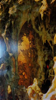 H.H.第三世多杰羌佛「韻雕」作品《一柱擎天》(圖:IAMA提供)