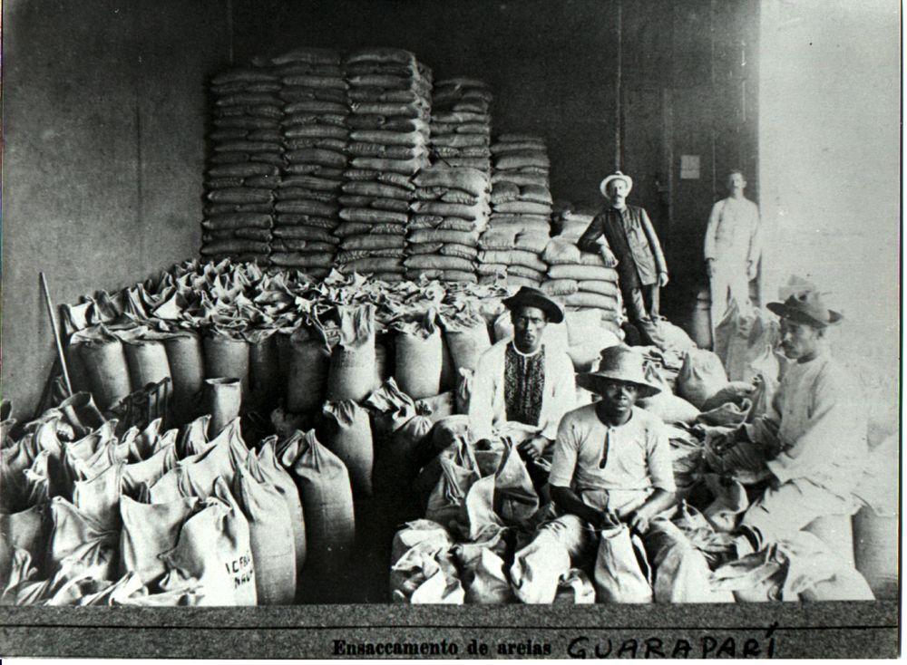 Guarapari Monazite industry