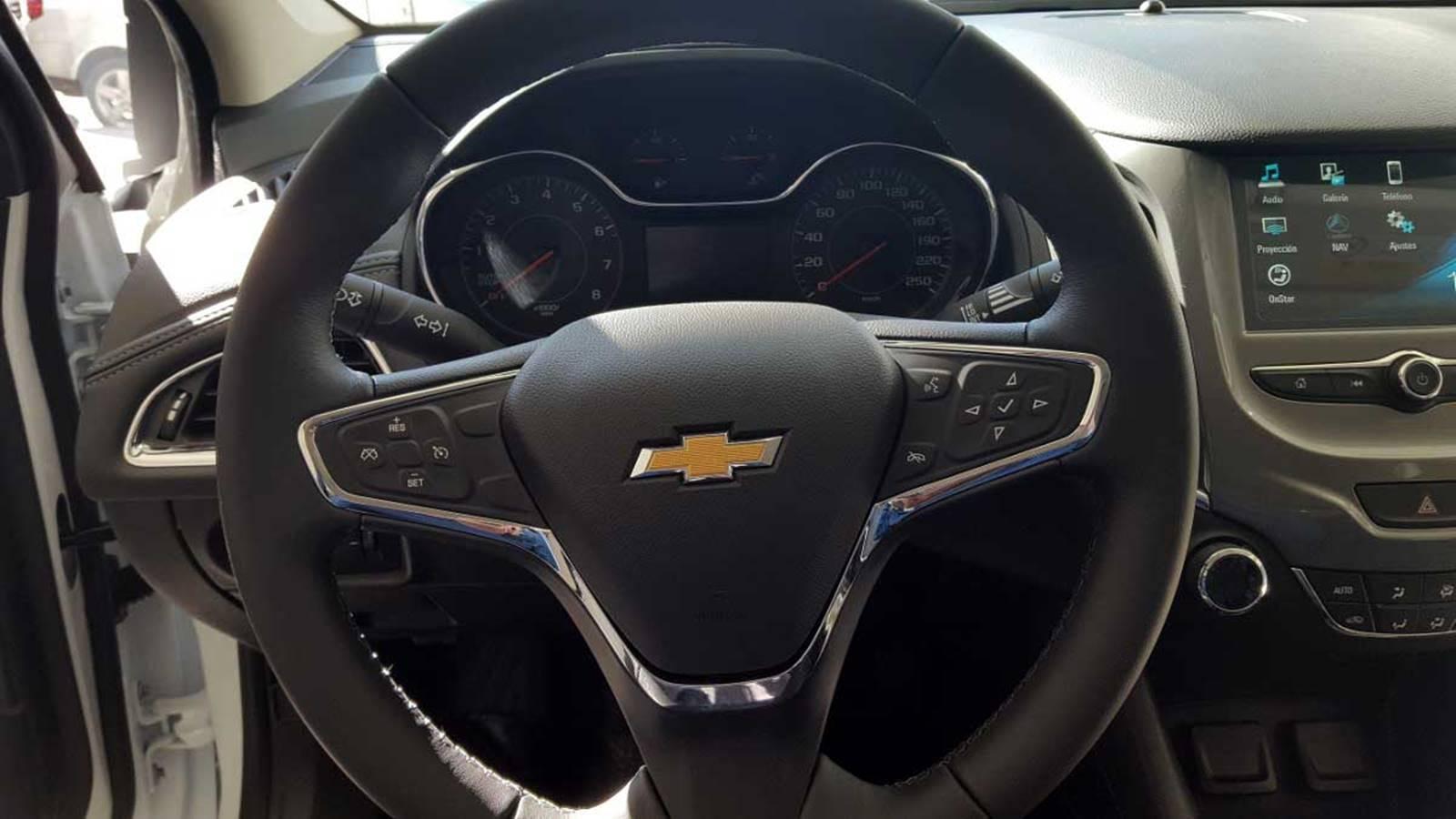 Chevrolet Cruze 2017 Lt Fotos E Detalhes Da Vers O B Sica Car Blog Br