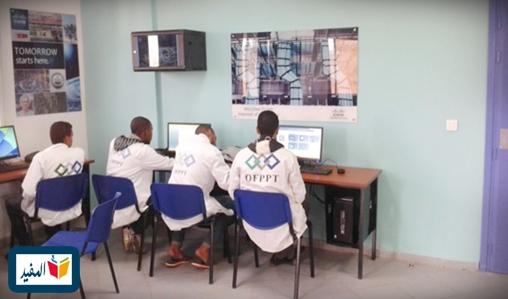 توظيف 37 حامل دبلوم  في التنمية المعلوماتية  في عدة مدن