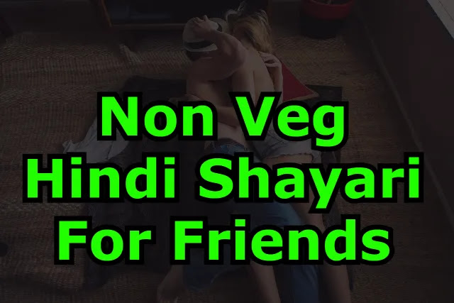 Non Veg Hindi Shayari For Friends