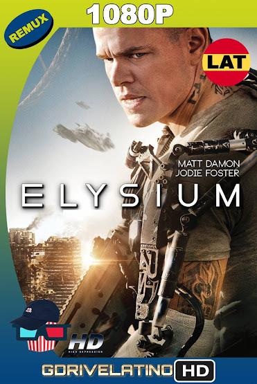 Elysium (2013) BDRemux 1080p Latino-Ingles MKV