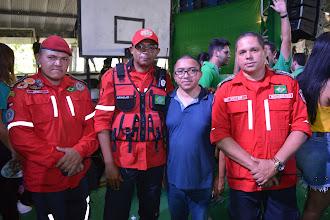 Estabelecimentos de grande porte da cidade contarão com equipes de bombeiros civis