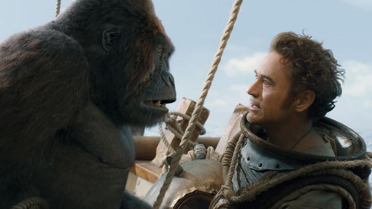 Robert Downey Jr: Do sucesso de Vingadores: Ultimato ao fracasso de Dolittle