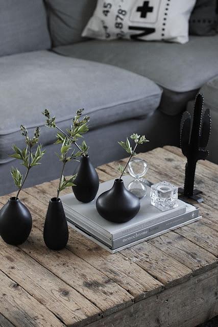 annelies design, webbutik, webshop, nätbutik, vas, vaser, vardagsrum, vardagsrummet, dekoration, svart, svarta, kaktus, timglas