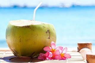 air buah kelapa