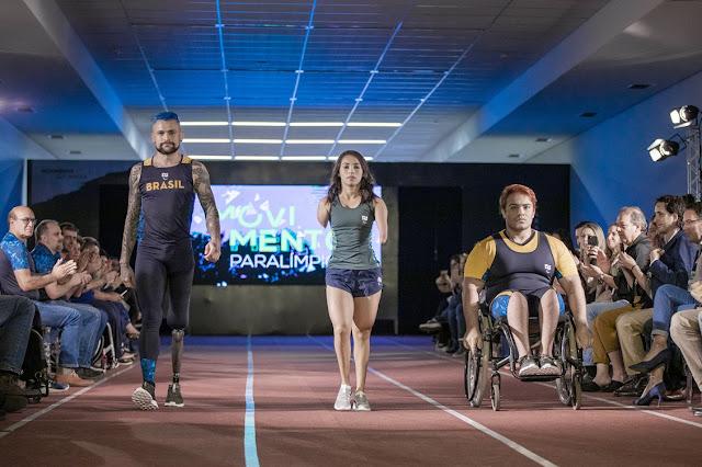 CPB apresenta uniformes especiais dos Jogos Parapan-Americanos de Lima 2019