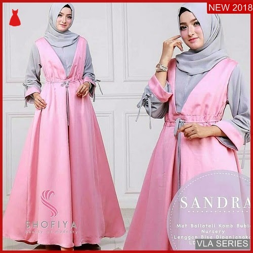 VLA145S125 Model Dress Sandra Bd Murah BMGShop