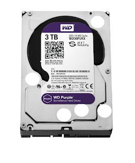 WD Purple Surveillance 6TB Review (WD60PURX), 64mb cache - The Best Internal Hard Drive for Surveillance