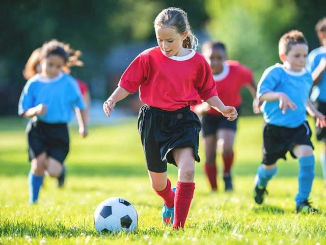 انواع الرياضة المناسبة للاطفال