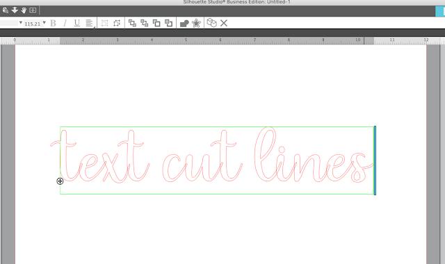 weld text, weld fonts, script fonts, silhouette studio, silhouette design studio