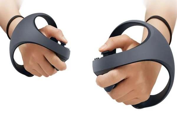 بالصور: سوني تكشف عن يد التحكم الجديدة لمنصة ألعابها PlayStation VR 2  ض