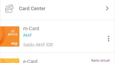 Card Center