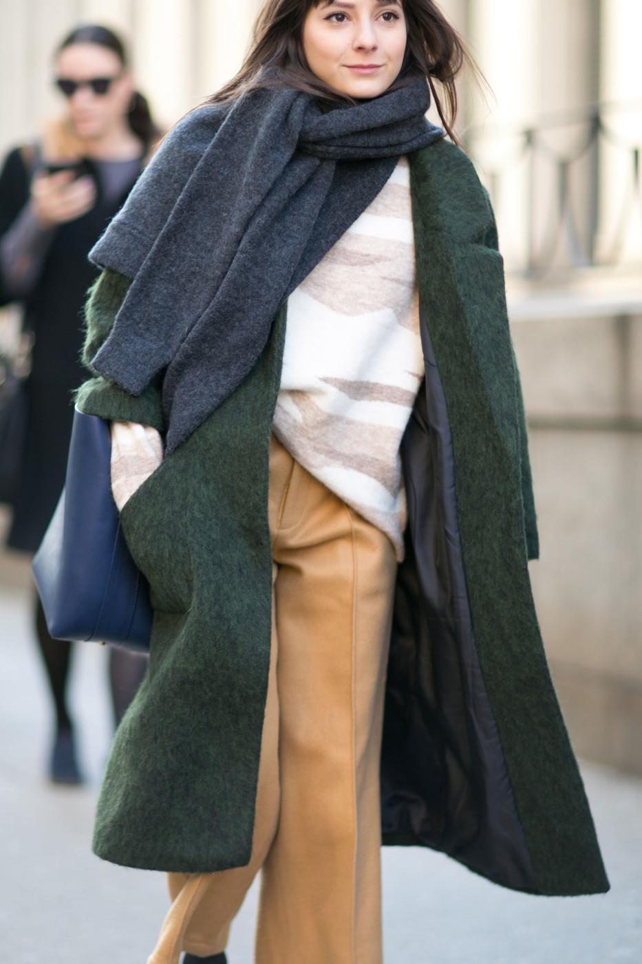 The Best Attendee Street Style at #NYFW Autumn/Winter 2016 ...