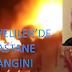 SARIVELİLER'DE HASTANE YANGINI