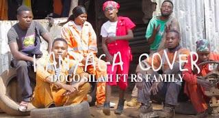 VIDEO |Dogo Sillah ft Rs Family-Kanyaga COVER | Download New song