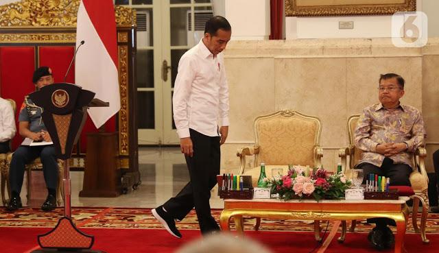 Ini Dua Alasan Tahta Jokowi Bisa Tumbang dalam Periode Selanjutnya