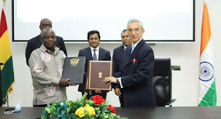 2nd India-Ghana Foreign Office Consultations (FOC) 2021