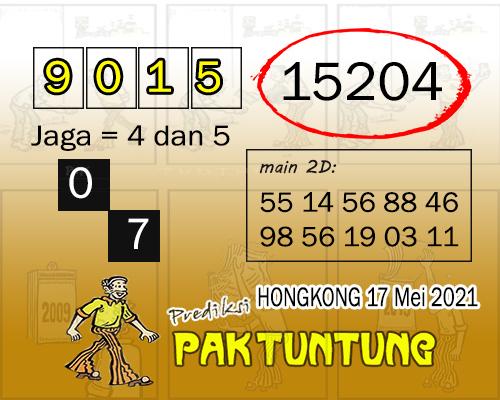 Syair hk datu sunggul 17 mei 2021