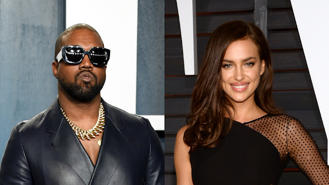 Irina Shayk y Kanye West: ¿pareja bomba del año?
