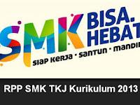 RPP SMK TKJ Kurikulum 2013 Kelas 11