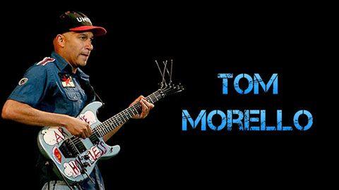 Biografía y Equipo de Tom Morello