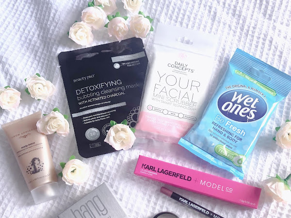 September Glossybox: Unboxing